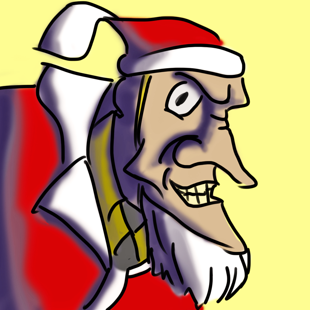 Santa Rama: Christmas Mania by shazad yousaf icon